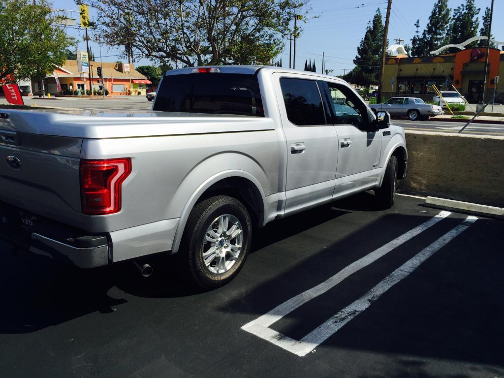 2015 f150 transmission autos post for Ford f150 paint job cost
