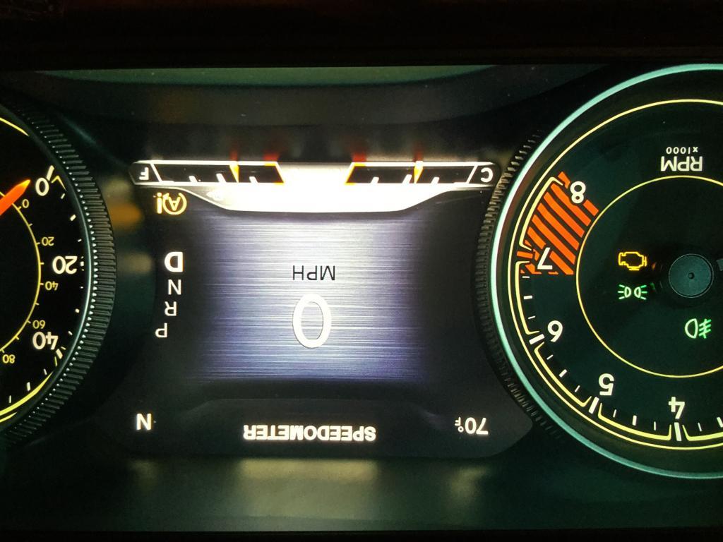 2011 Jeep Grand Cherokee Malfunction Indicator Light