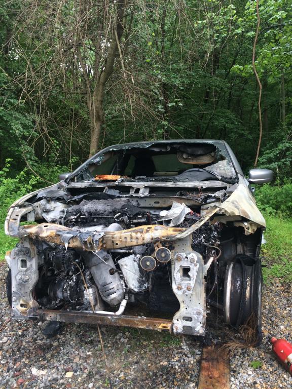 2014 Dodge Dart Engine Fire 1 Plaints