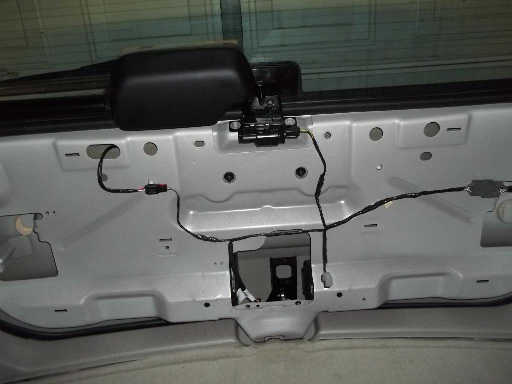 2009 Ford Escape Rear Hatch Won T Open 15 Complaints
