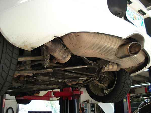 2000 Porsche Boxster Oil In The Cooling System 1 Complaints
