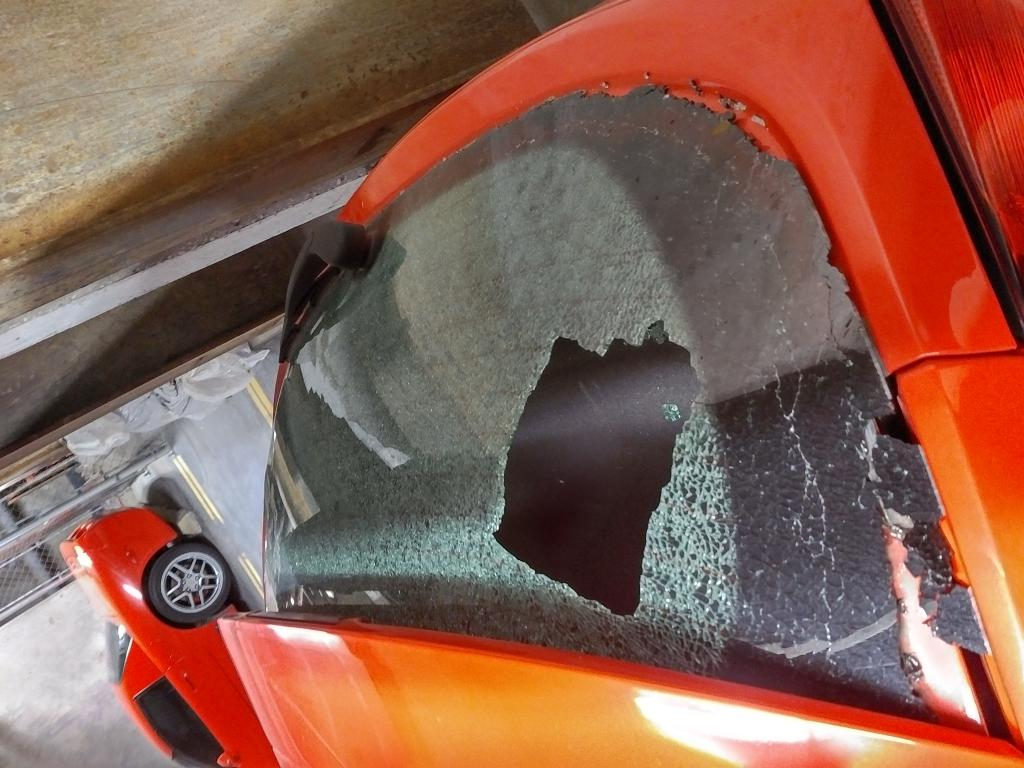 rear window exploded windows focus ford windshield larger complaints
