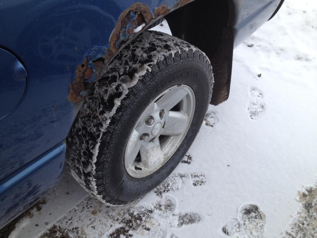 images of rust repair dodge ram