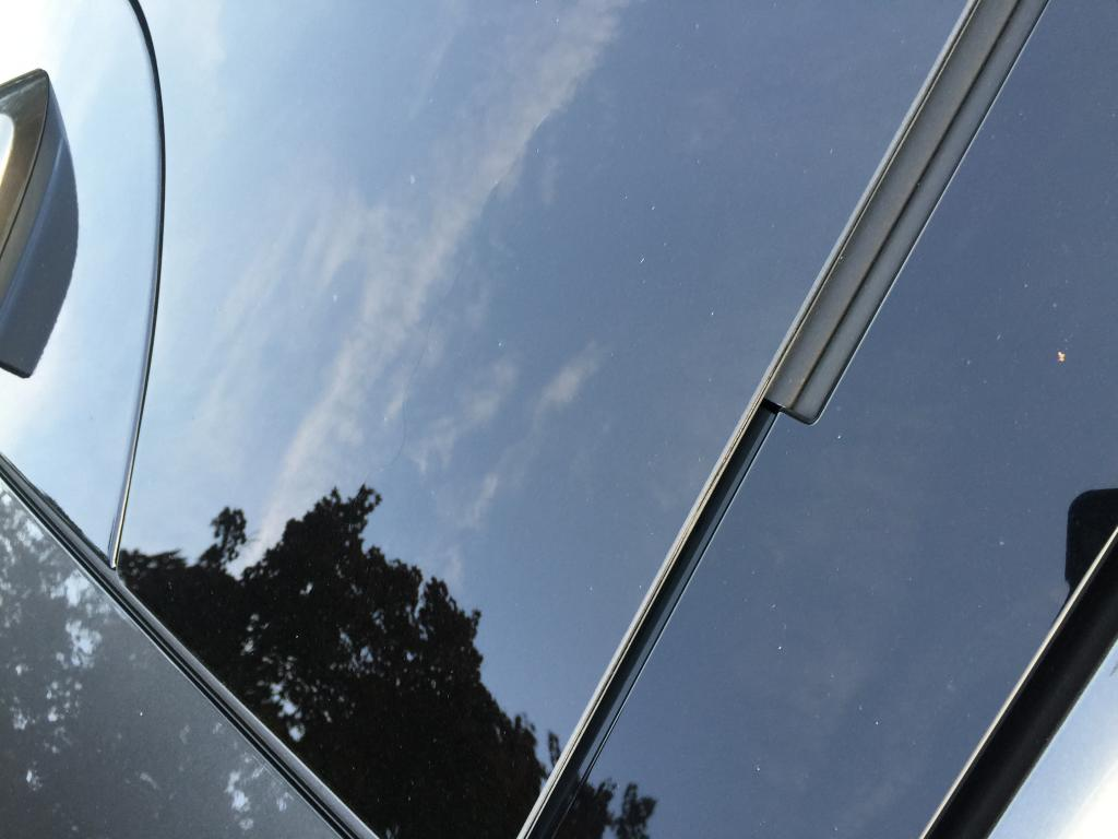 2015 Ford Edge Vista Roof Glass Cracked 13 Complaints