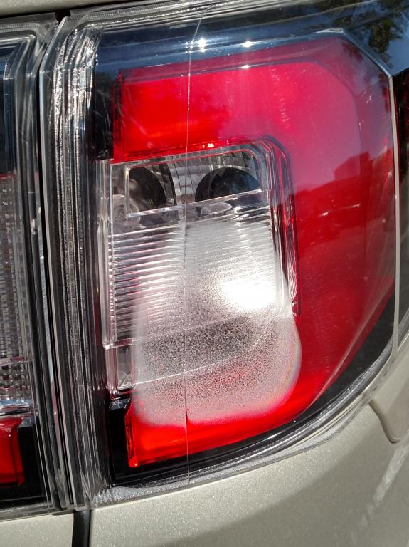 2014 Gmc Acadia Taillight Gets Condensation Inside 3
