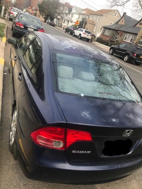 2007 Honda Civic Paint Is Peeling/Cracking: 134 Complaints