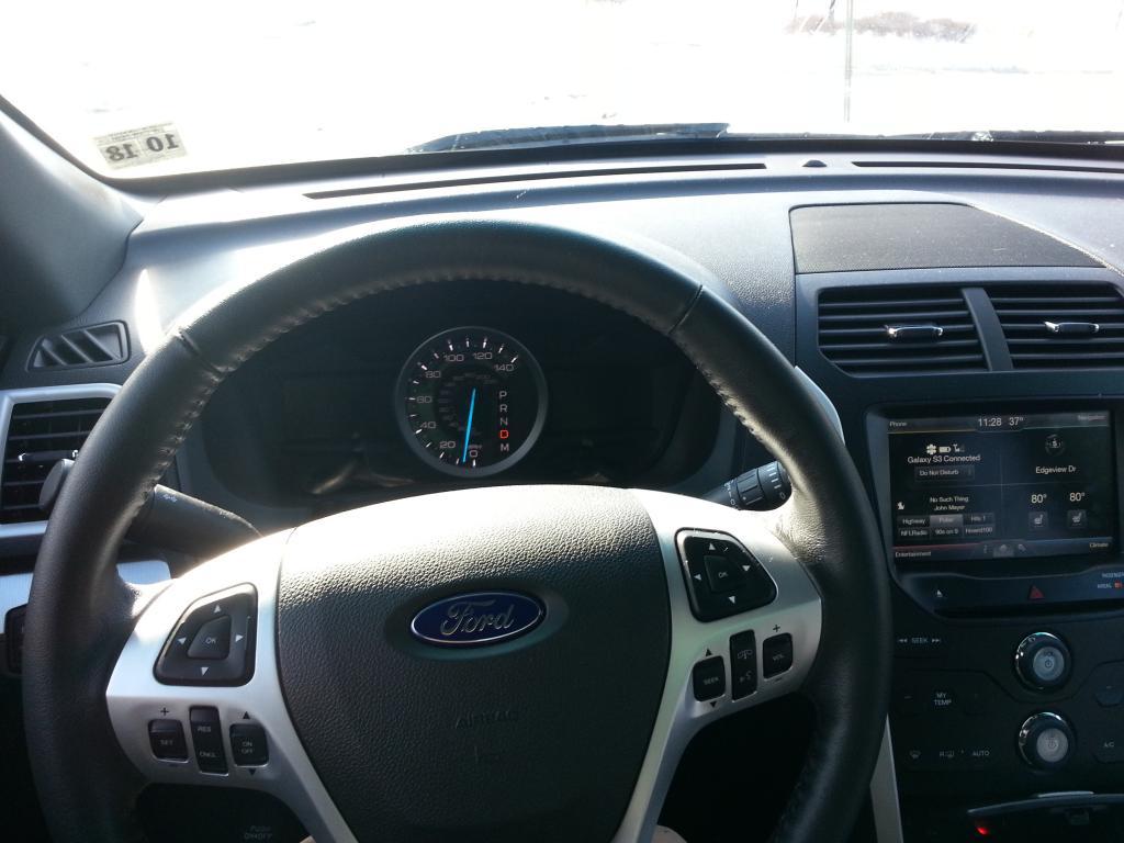 Ford Dealership Savannah Ga >> 2014 Ford Explorer Instrument Cluster Goes Blank ...