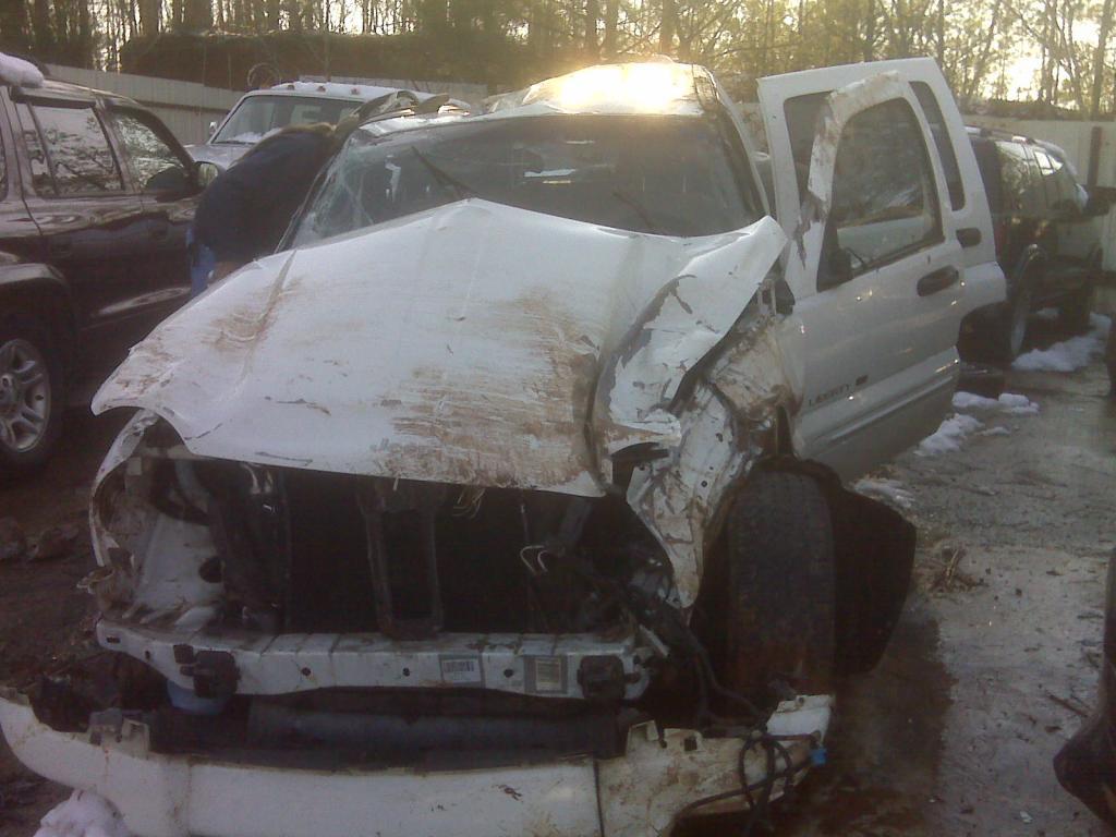 Ball Joint Car >> 2002 Jeep Liberty Sudden Ball Joint Separation: 3 Complaints
