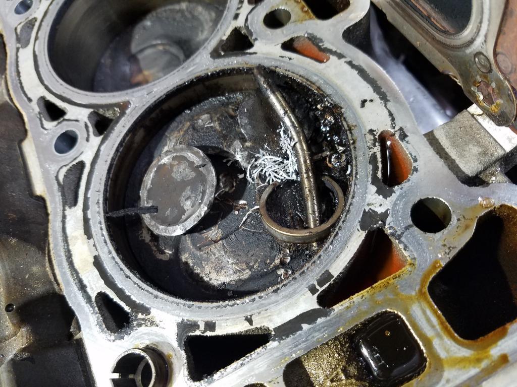 2011 Buick Enclave Blown Engine | CarComplaints com