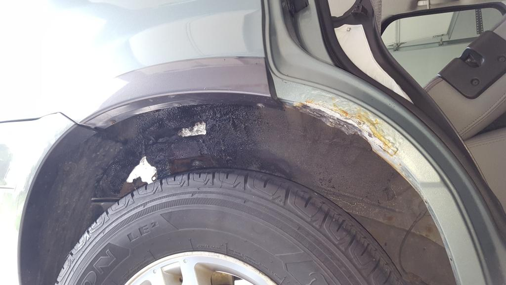 2006 Ford Explorer Xlt >> 2006 Ford Escape Shock Mount Rusted Out: 11 Complaints