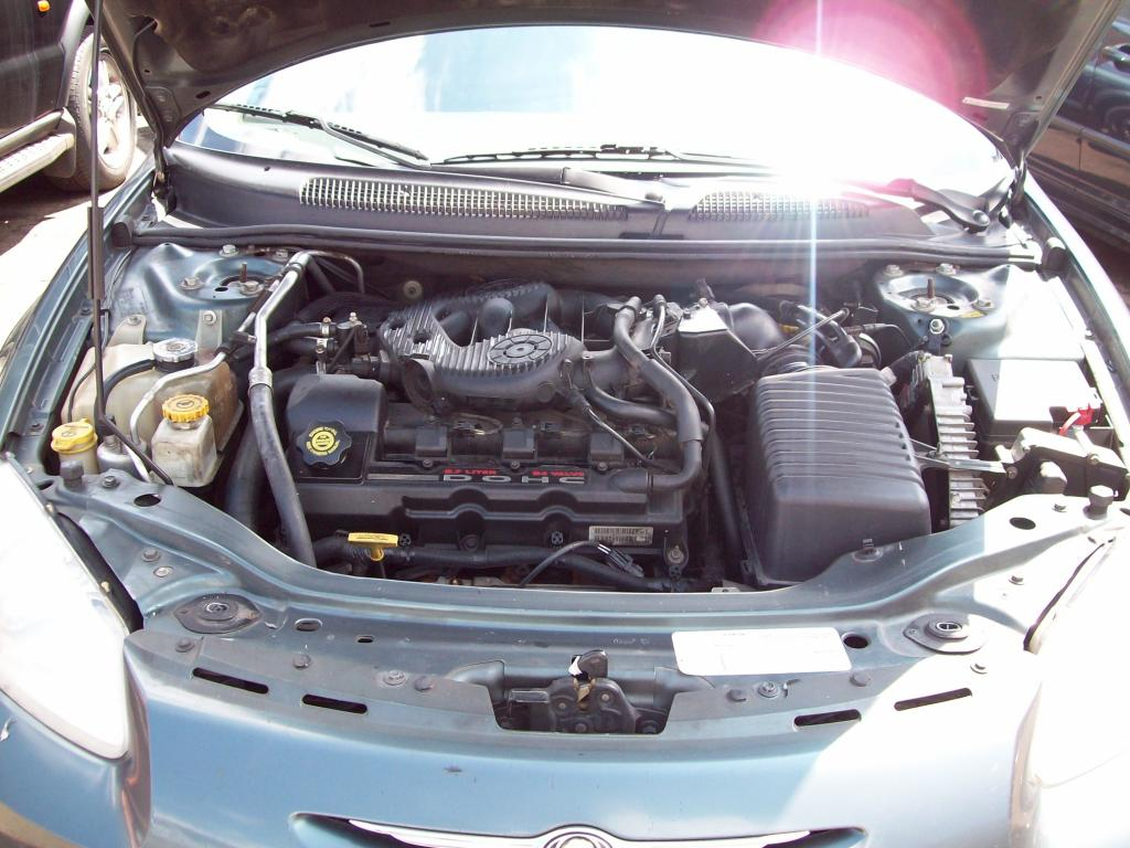 2004 Chrysler Sebring Fuse Box Under Hood