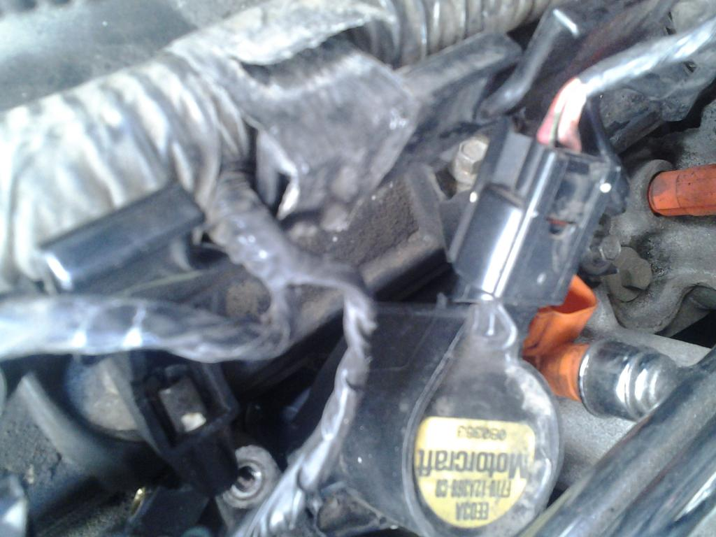 2000 Ford Excursion Spark Plug Discharge From Head Threads