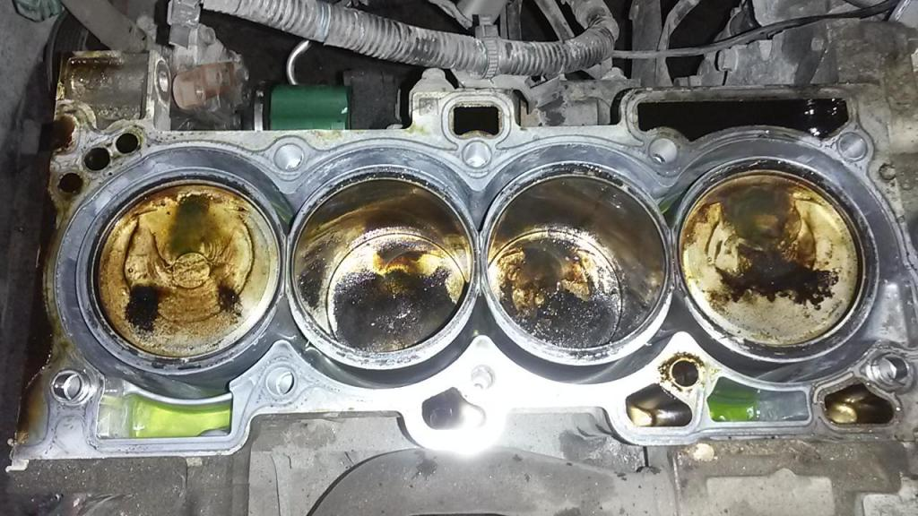 2002 Nissan Altima Blown Head Gasket 46 Complaints