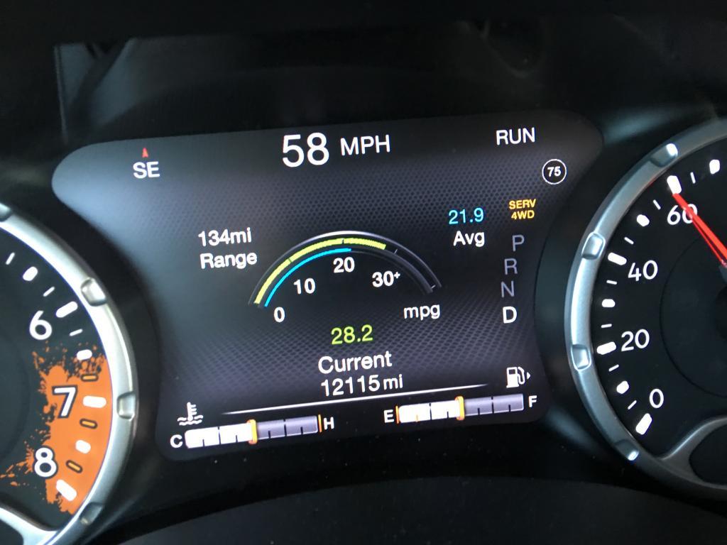 2015 Jeep Renegade 4x4 Service Light On 1 Complaints
