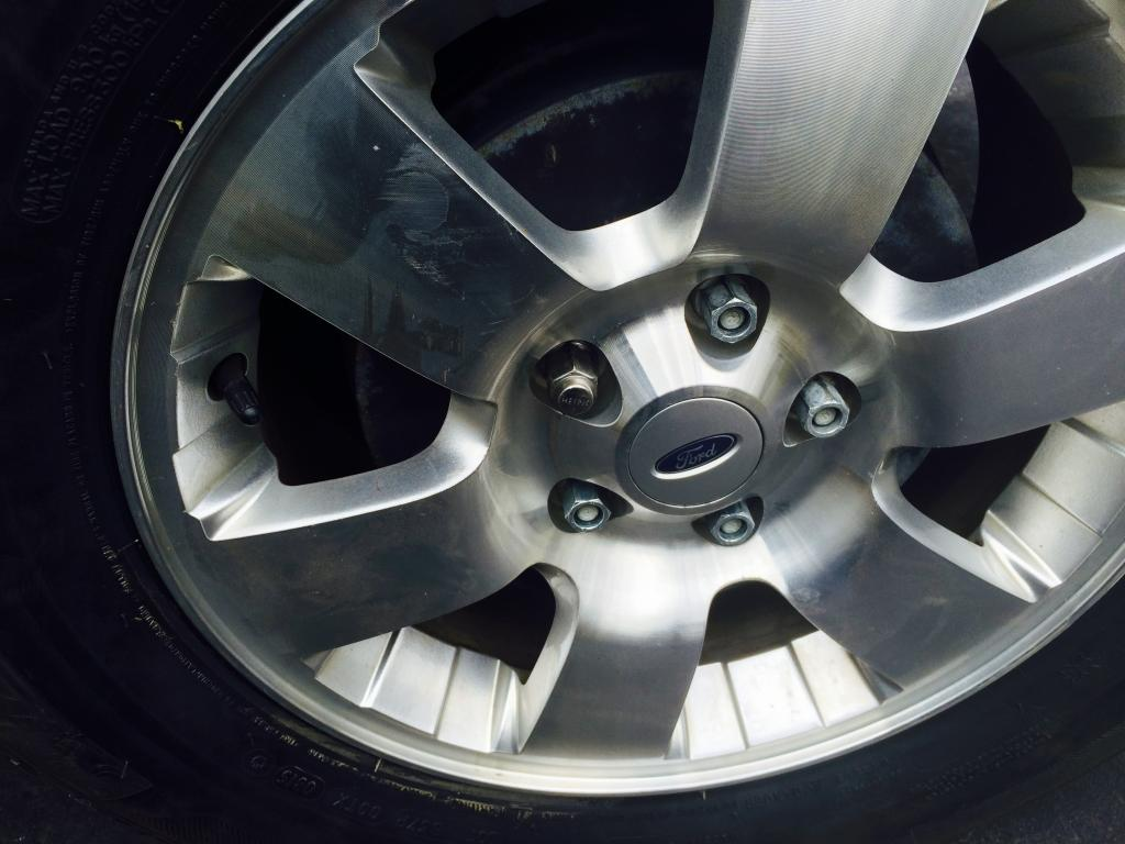 Toyota Dealers In Md >> 2012 Ford Escape Lug Nut Covers Come Off: 1 Complaints