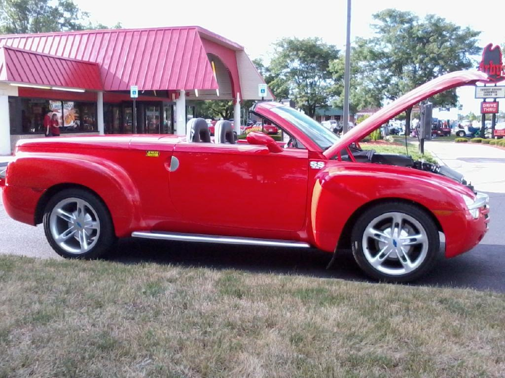 2004 Chevrolet Ssr Multiple Electrical Issues 1 Complaints Wiring Diagram For Fan On