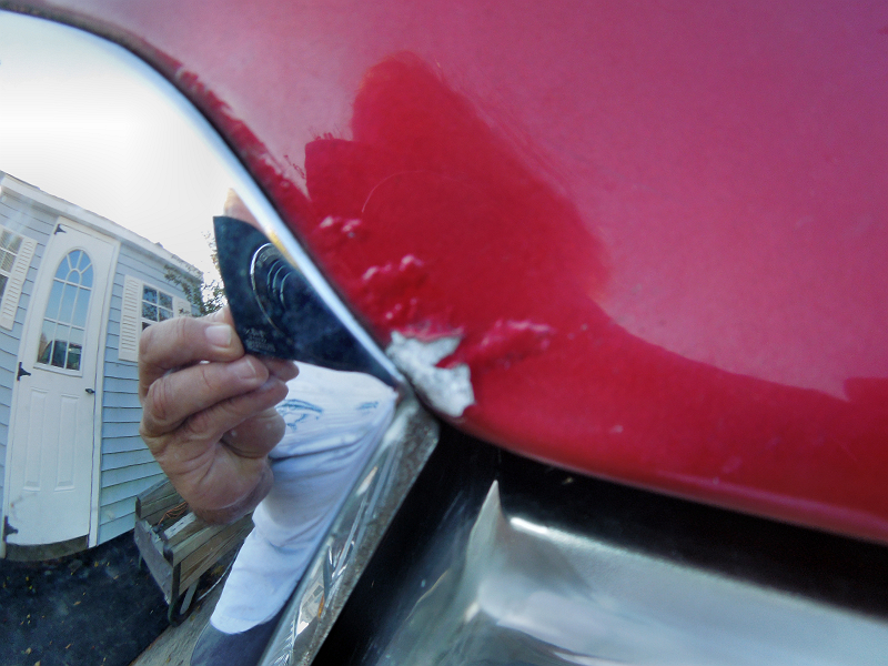 2007 Ford F 150 Paint Blistering Cracking Peeling 11