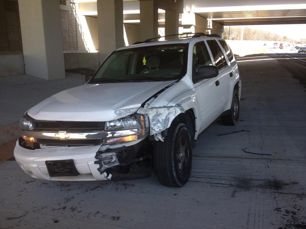 All Chevy chevy 2006 : 2006 Chevrolet Trailblazer Airbags Didn't Deploy: 4 Complaints