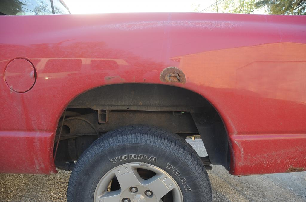 2003 Dodge Ram 1500 Rust And Corrosion 75 Complaints