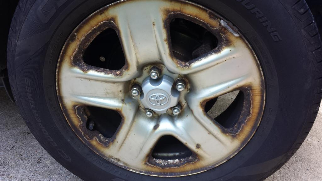How To Get Off Rusted Car Bolts