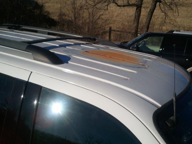 2004 Ford Explorer Paint Peeling 62 Complaints