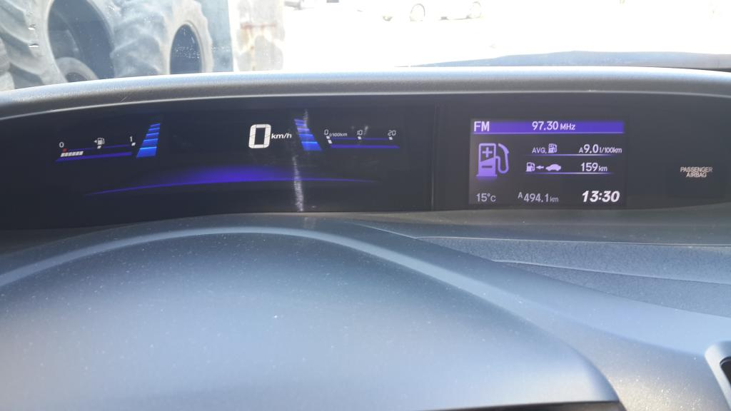 honda civic fuel gauge faulty  complaints