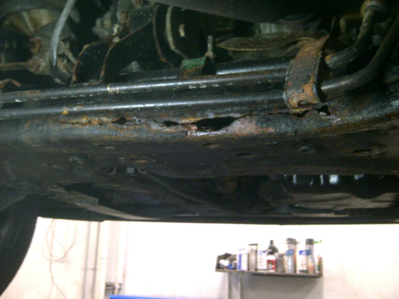 2007 Dodge Caliber Subframe Rust 11 Complaints