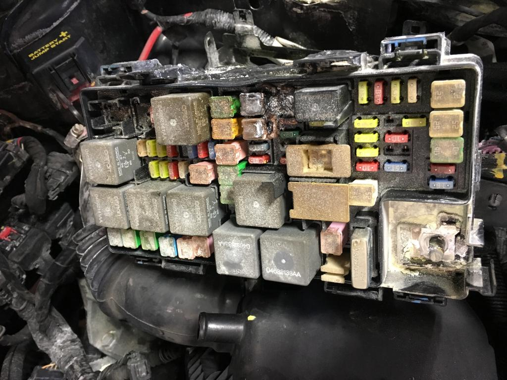 2010 Dodge Journey Defective Tipm 37 Complaints 2011 Fuse Box