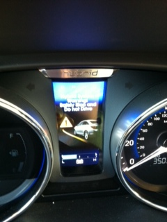 2012 hyundai sonata hybrid safety stop and do not drive 5 complaints. Black Bedroom Furniture Sets. Home Design Ideas