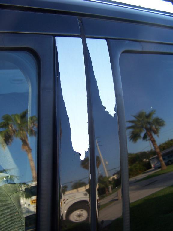 2008 Ford Escape Paint Peeling 23 Complaints
