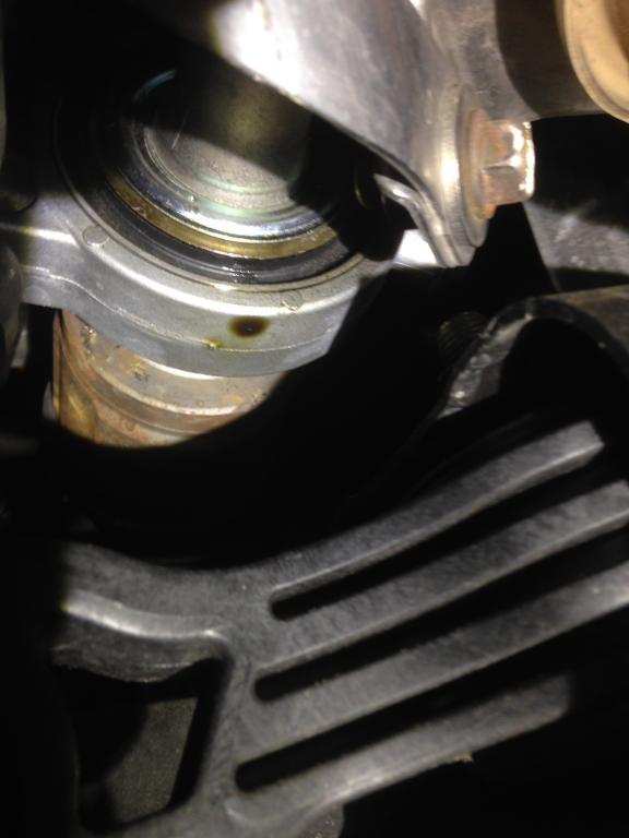Honda Car Dealership >> 2012 Honda CR-V Oil Leak: 1 Complaints