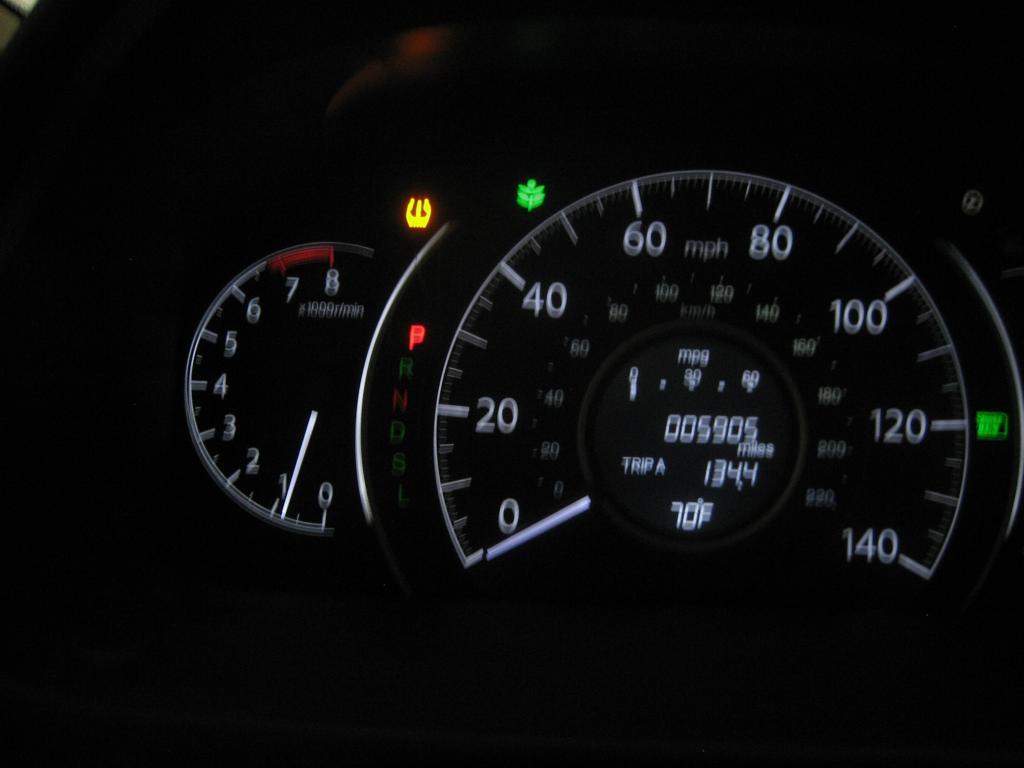 2015 Honda Cr V Tire Pressure Light On 2 Complaints