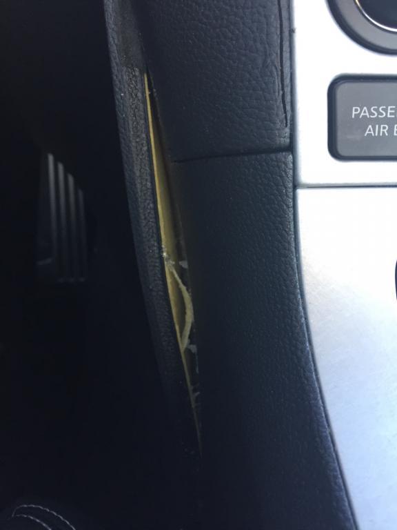 2009 Infiniti G37 Cracked Dashboard | CarComplaints com