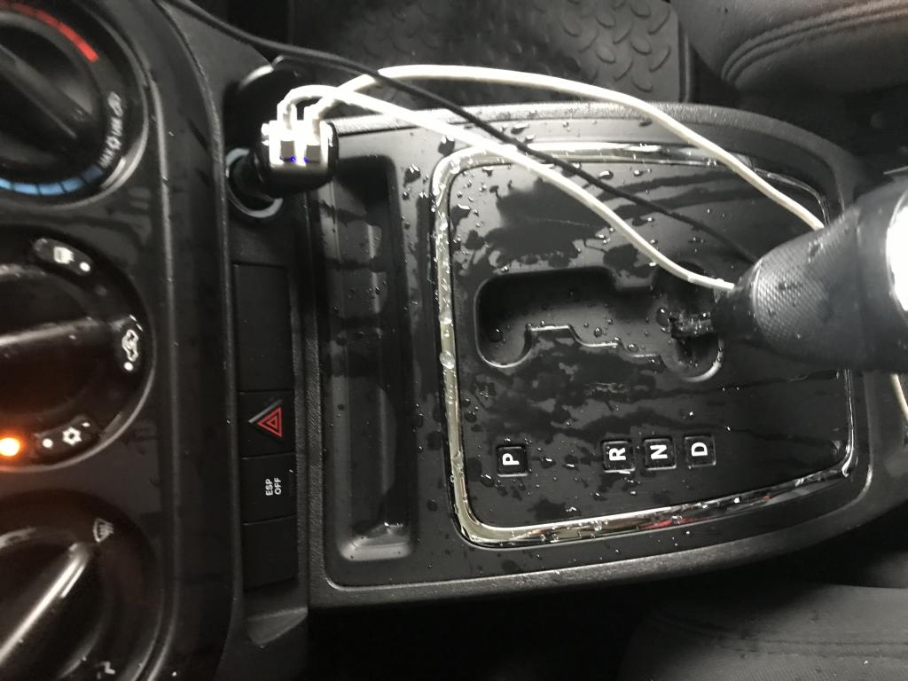 2009 Jeep Patriot Water Leaking Into Interior 36 Complaints