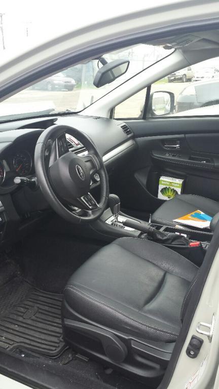 2013 Subaru Xv Crosstrek Air Bag Did Not Deploy 1 Complaints