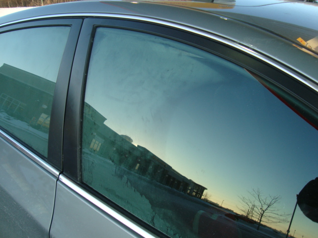 2008 Nissan Altima Back Windows Fog Up Where I Cannot See