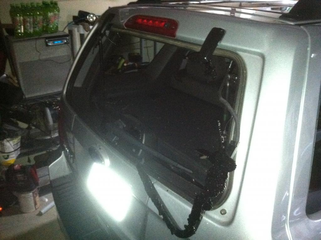 2010 Ford Escape Rear Window Exploded 40 Complaints Page 2
