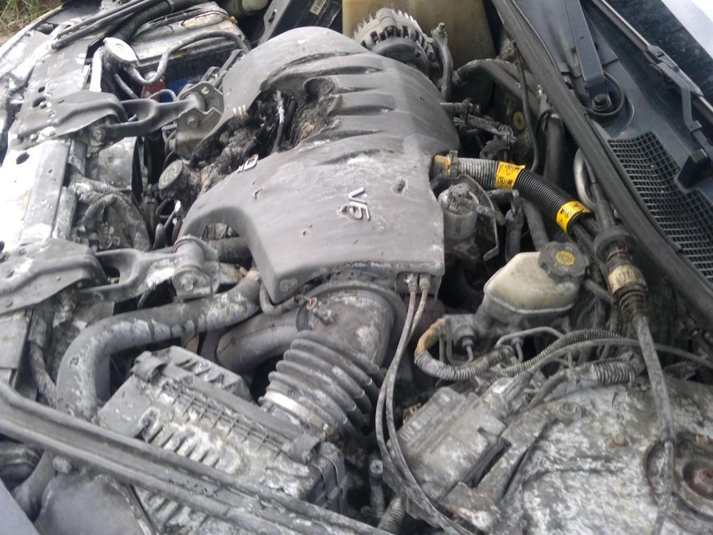 2002 Pontiac Grand Prix Engine Caught On Fire: 7 Complaints