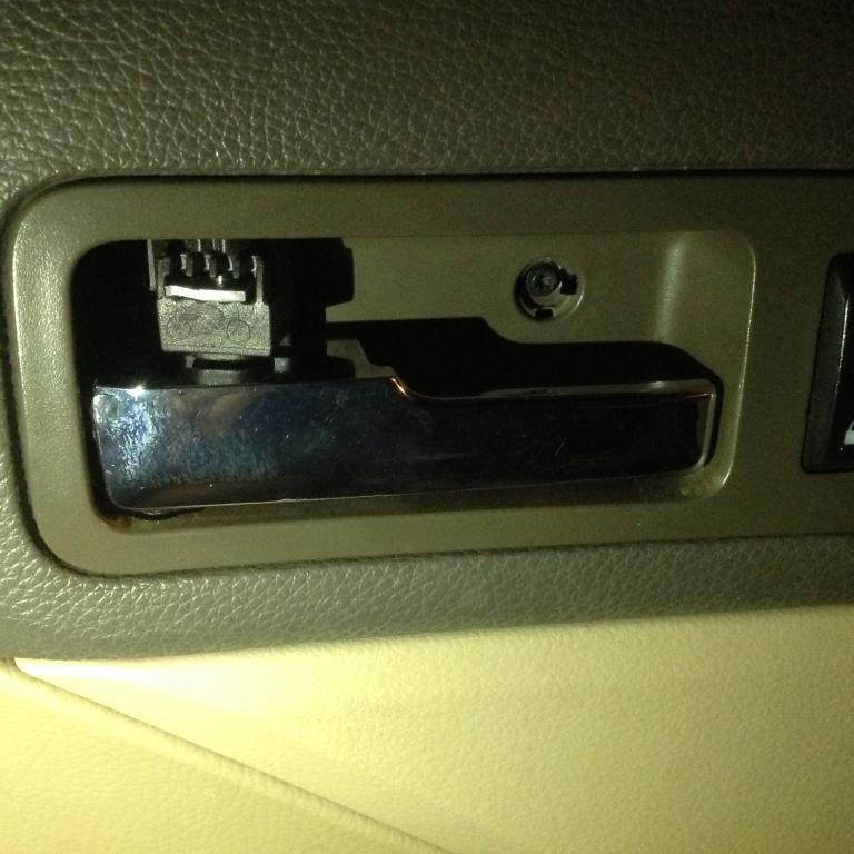 2009 ford fusion interior door handle broken 17 complaints - Ford fusion interior door handle replacement ...