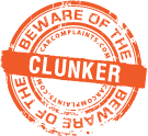 Beware of the Clunker