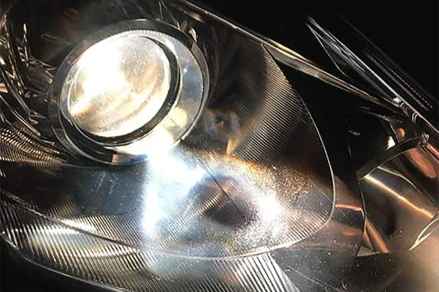 Altima's Dim Headlights
