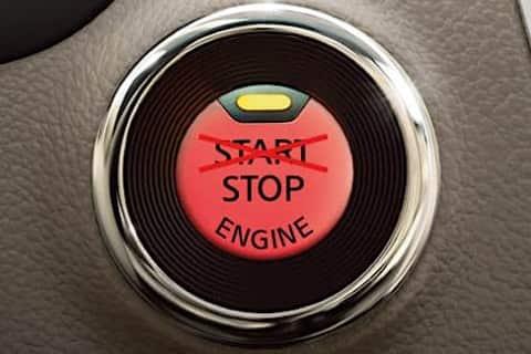 Steering Wheel Locked
