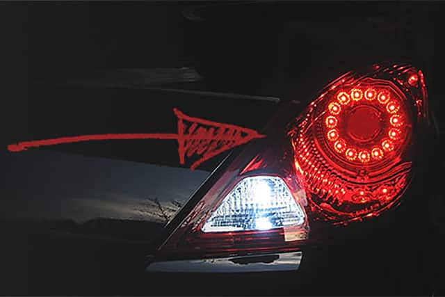 G6 Brake Lights Possessed