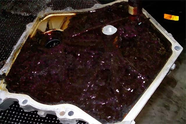 Oil Sludge in Toyota Engines