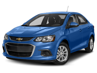 3/4 front view of a Cruze