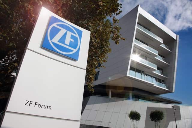 ZF headquarters building