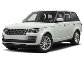 3/4 front view of a 4th Gen Range Rover