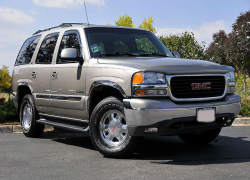 GMC Yukon Lawsuit Filed After Death of 3-Year-Old Boy
