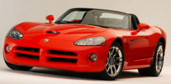 Dodge Viper Recalled For Air Bag Problems