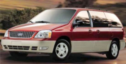 Feds Probe Ford Freestar and Mercury Monterey Minivans